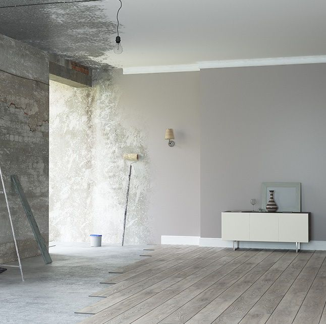 Surfaces Décoration #montpellier #artisan #peintre #decorateur - peindre le carrelage sol