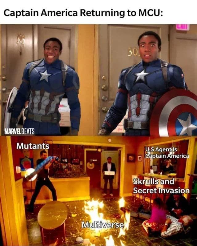 The Best WandaVision Memes WandaVision Memes Capta