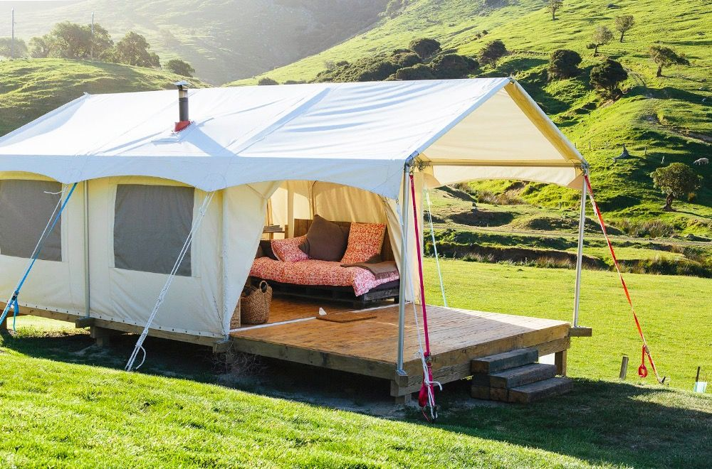 Glamping Tents By Baytex Canopy Lite Camping Amp Tents
