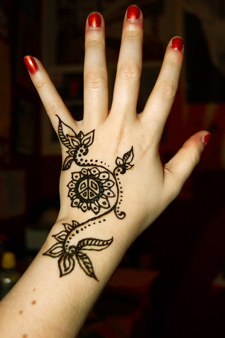 Elegant Henna Designs: Elegant Henna Patterns For Kids