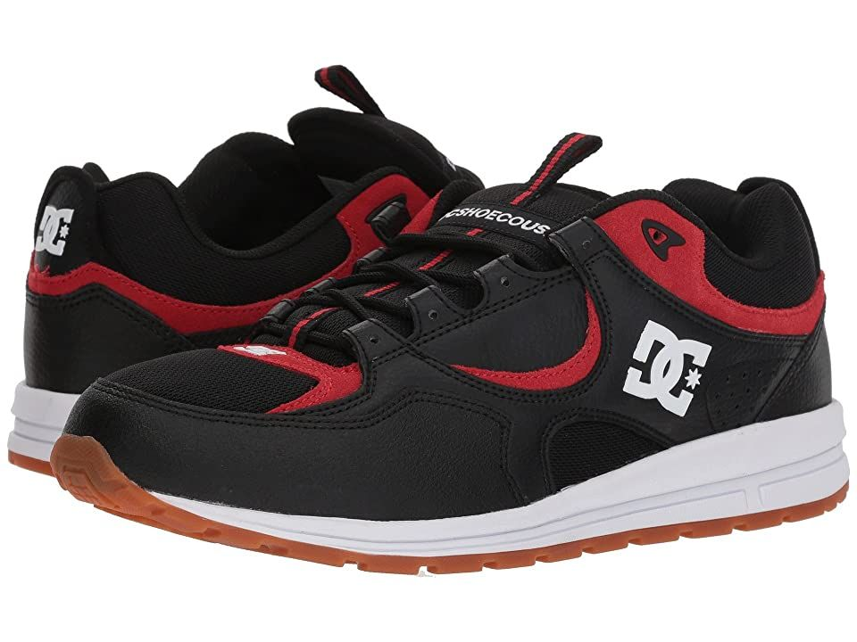 DC Mens Josh X Will Skate Inspired Sneakers Shoes