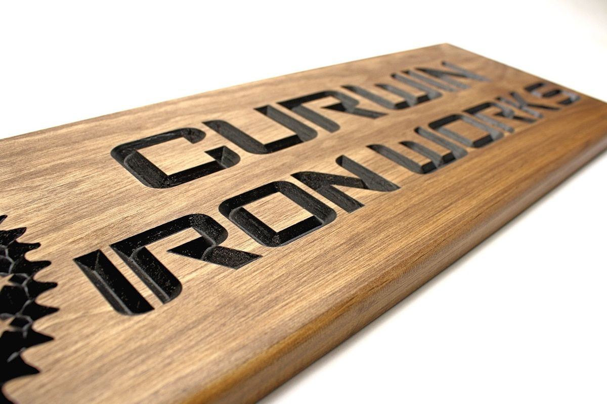 Custom personalized wooden home gym sign gym sign for your home