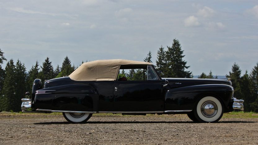 1948 Lincoln Continental S121.1 Seattle 2014 in 2020