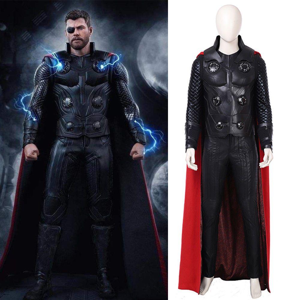 Avengers Infinity War Thor Thor Odinson Cosplay Costume