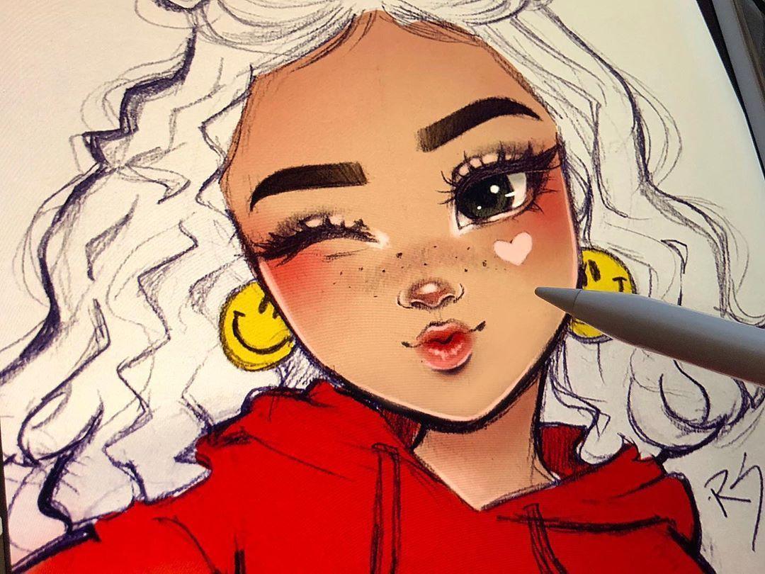 Rawsueshii — Little drawing I was working on the past