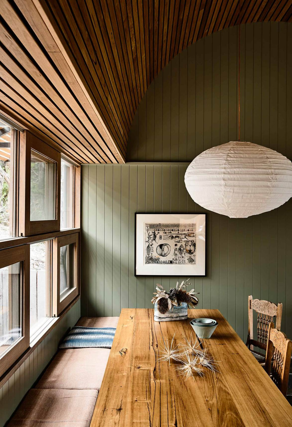 Photo of A holiday house in Sandy Point that features a nature-inspired palette
