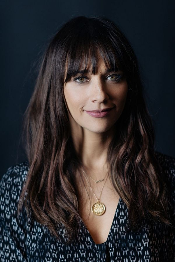 Rashida Jones Hair ️ Hair In 2019