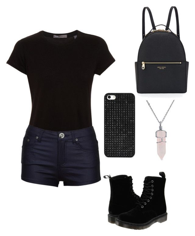 """Sin título #123"" by vero-lightwood34 on Polyvore featuring moda, Vince, Dr. Martens, Henri Bendel, BaubleBar y Bling Jewelry"
