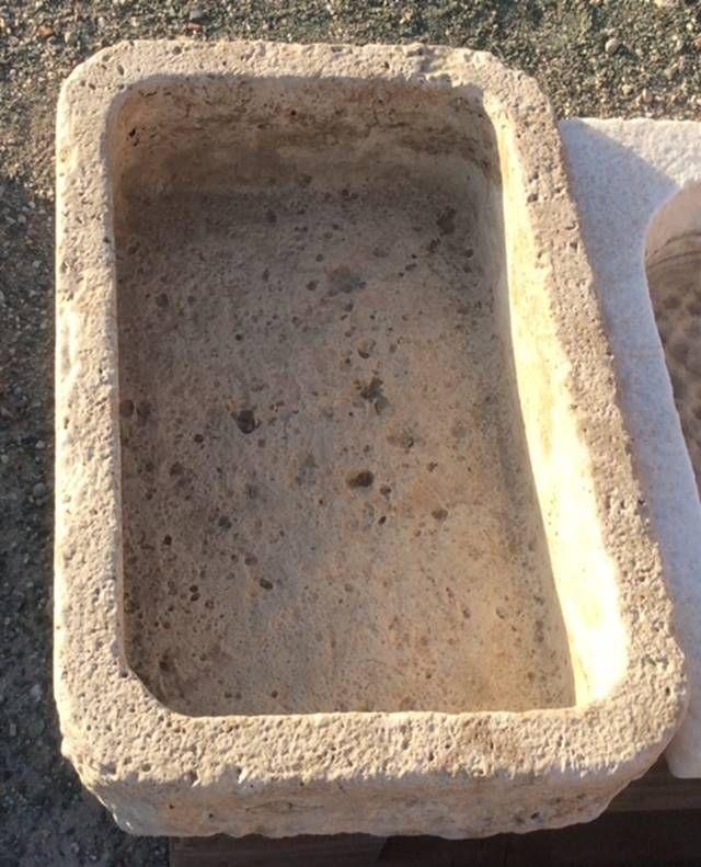 Lavabo Piedra Precios.Lavabo Piedra Viva Medidas 57 X 36 Cm Precio 350 Euros