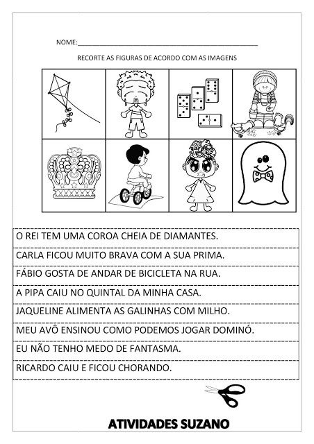 Trabalhando Frases Atividades Education Classroom E Learn