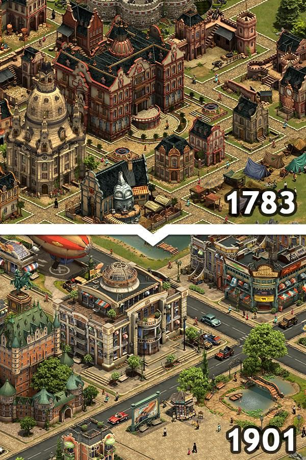 Build mighty cities and develop new tactics  Play now
