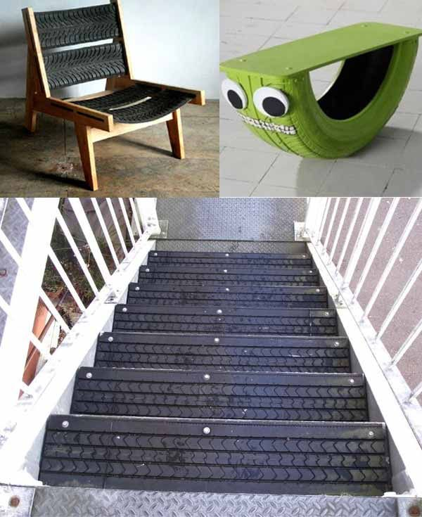 12 ways to use old tires | Tyres recycle, Old tires, Tire ...