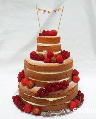 taart met lagen