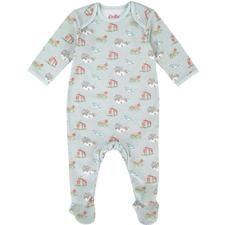 Cath Kidston - Pack of 2 Baby Zoo Bodysuits
