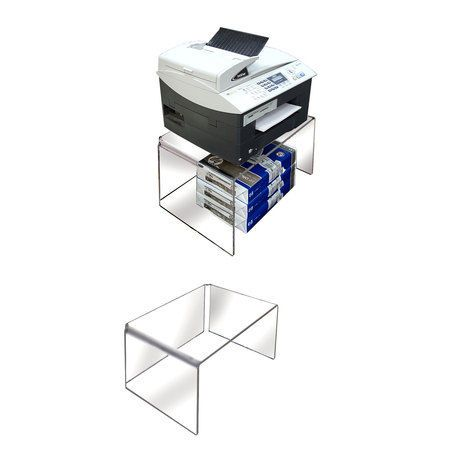 Low Acrylic Printer Stand Printer Stand Printer Stands Office Storage