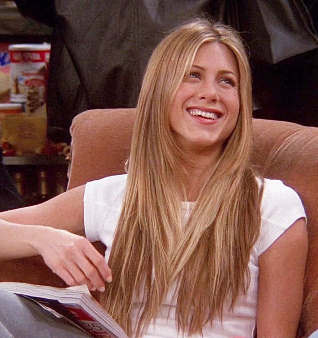 Rachel Green Hair Color