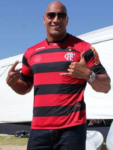 Picture Of Dwayne Johnson Para Flamengo Flamengo Fotos De Flamengo