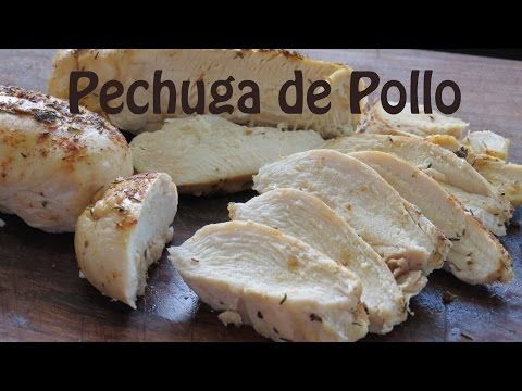 Pechuga De Pollo Al Horno Perfecta Y Jugosa The Frugal Chef Youtube Con Imágenes Pechuga De Pollo Pechuga De Pollo Al Horno Pollo Al Horno