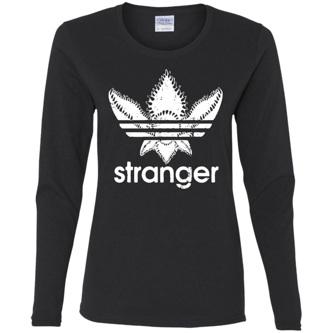 Adidas Demogorgon Stranger Things Women S Long Sleeve Zamrie Women Long Sleeve Demogorgon Stranger Things Long Sleeve [ 1155 x 1155 Pixel ]