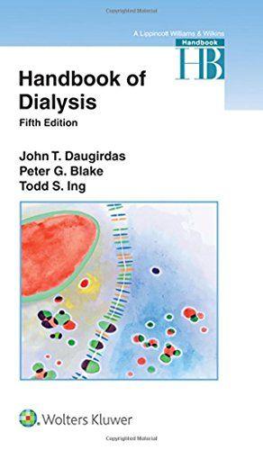 Handbook of Dialysis 5th Edition   Office   Dialysis