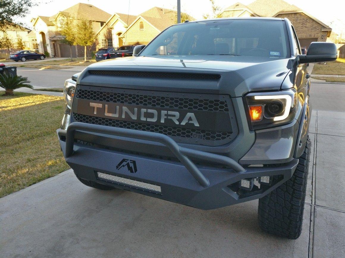 Db Custom Grill Toyota Tundra Tundra Toyota