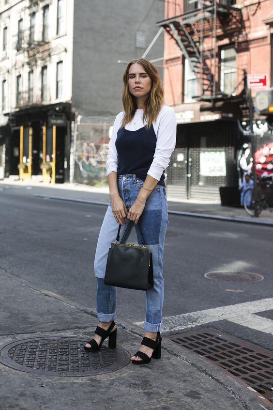 306b3342e Trend alert  Jeans desconstruido