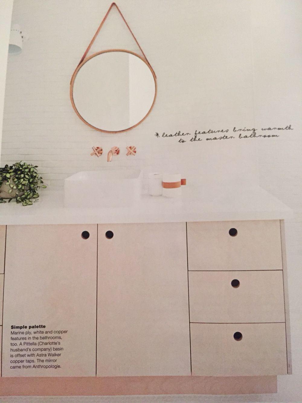 Scandanavian Bathroom Marine Ply Vanity Vanity Bathroom Scandinavian Furniture Design