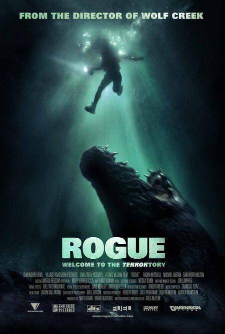 Rogue 2007 Filmes Poster E Youtube