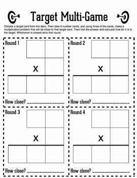 multi digit multiplication estimation practice game math for third grade multi digit. Black Bedroom Furniture Sets. Home Design Ideas
