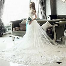 2015 Fashionable Halter Mermaid White Long Wedding Dresses $100 Cheap China Wedding Gowns For Sale Top Quality Real Photo A030A