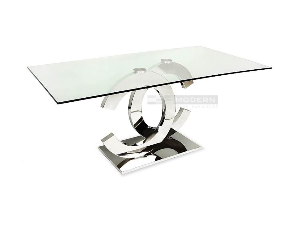 Chanel Dining Table Love Ashley Furniture Living Room