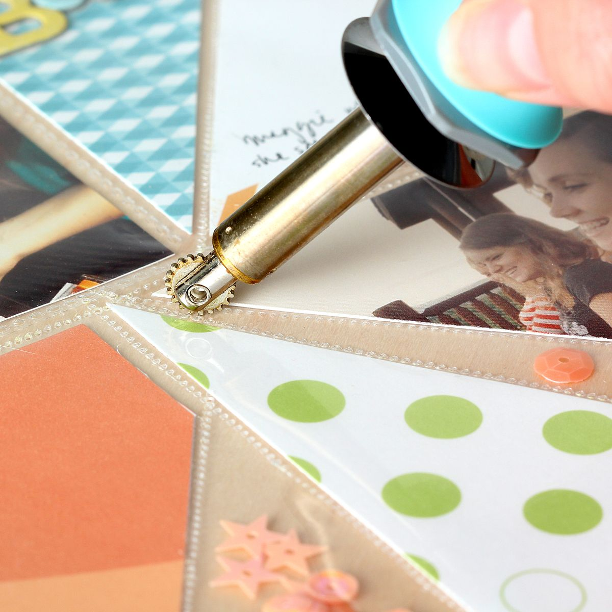 Scrapbook ideas and tips - Blog Learn More About The Fuse Tool Scrapbooking Kits Paper Supplies