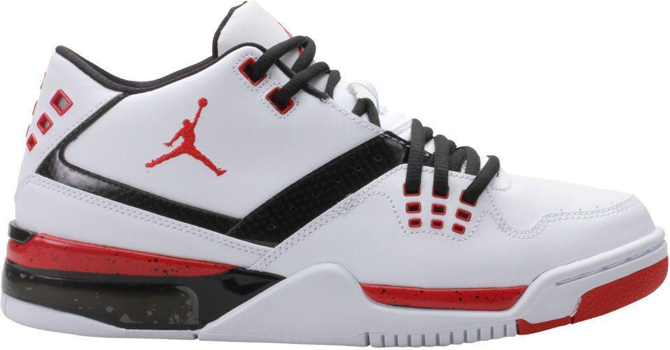 d87263e3e7f Nike Men s Jordan Flight 23 317820 116 White Red Black Size 12  Nike ...