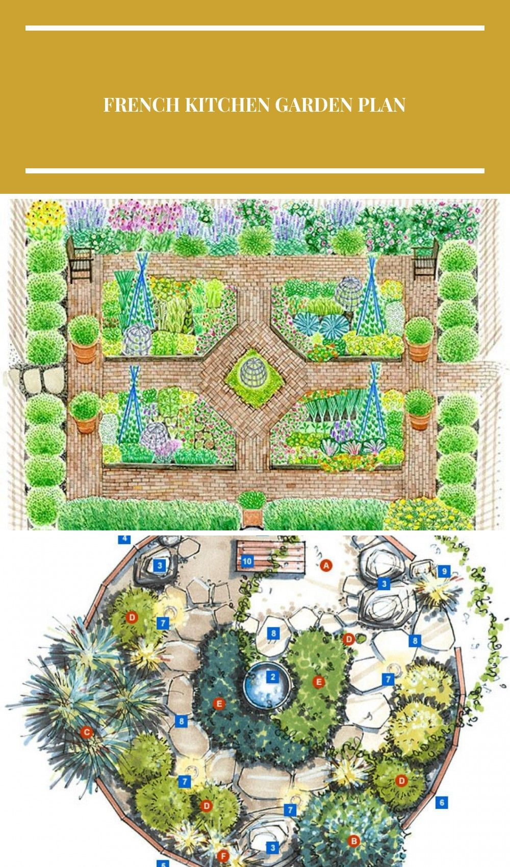 Old world monastery gardens inspire today's useful and ornamental ...