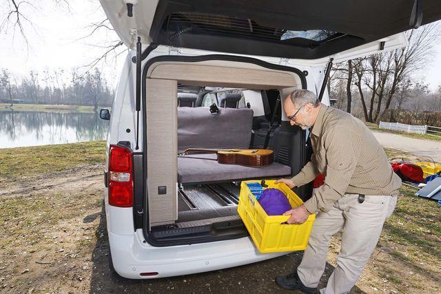Drei Kompakte Campingbusse Im Vergleichstest Ford Nugget