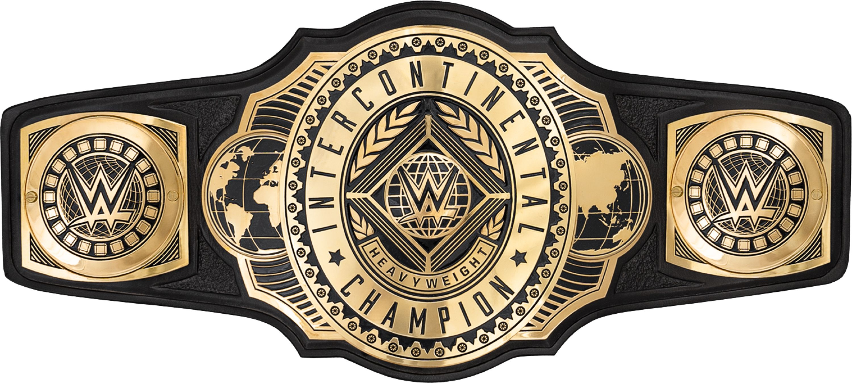 Wwe Intercontinental Championship Belt 2019 Png By Darkvoidpictures On Deviantart Wwe Intercontinental Championship Wwe Art Belts