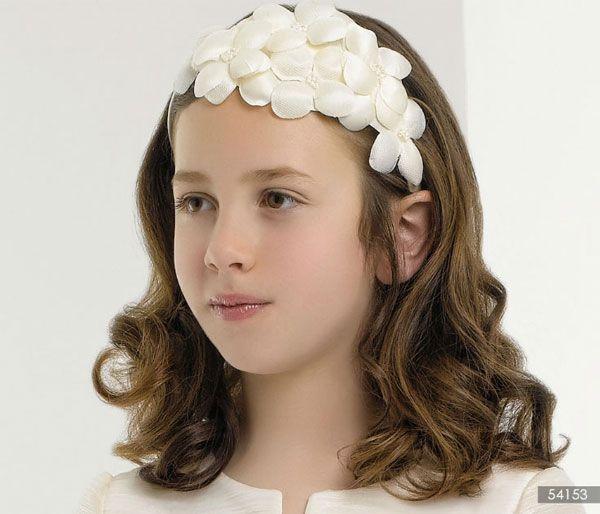 peinados de comunión: cómo peinar a las niñas | comunión, la niña