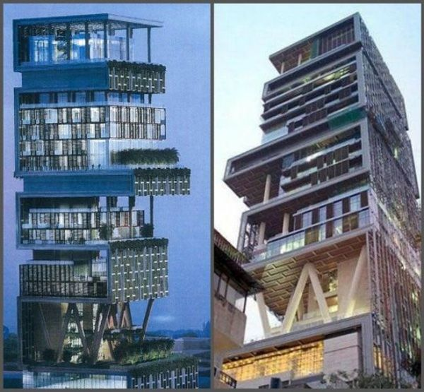 Antilla  the world s most expensive