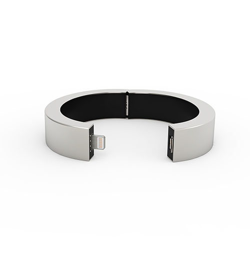 Phone Charging Bracelet Black Just Need A New Iphone With The