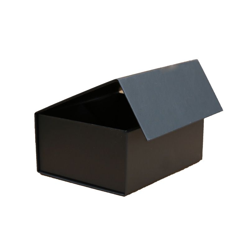 black gift boxes bulk