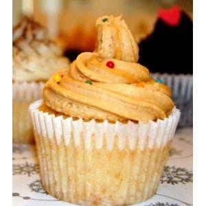 Cupcakes de Amelia Bakery en el barrio de Gracia Barcelona