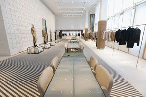 buy online f553a 343a8 Agnona Show Room - Milano | Office | Workplace | Room ...