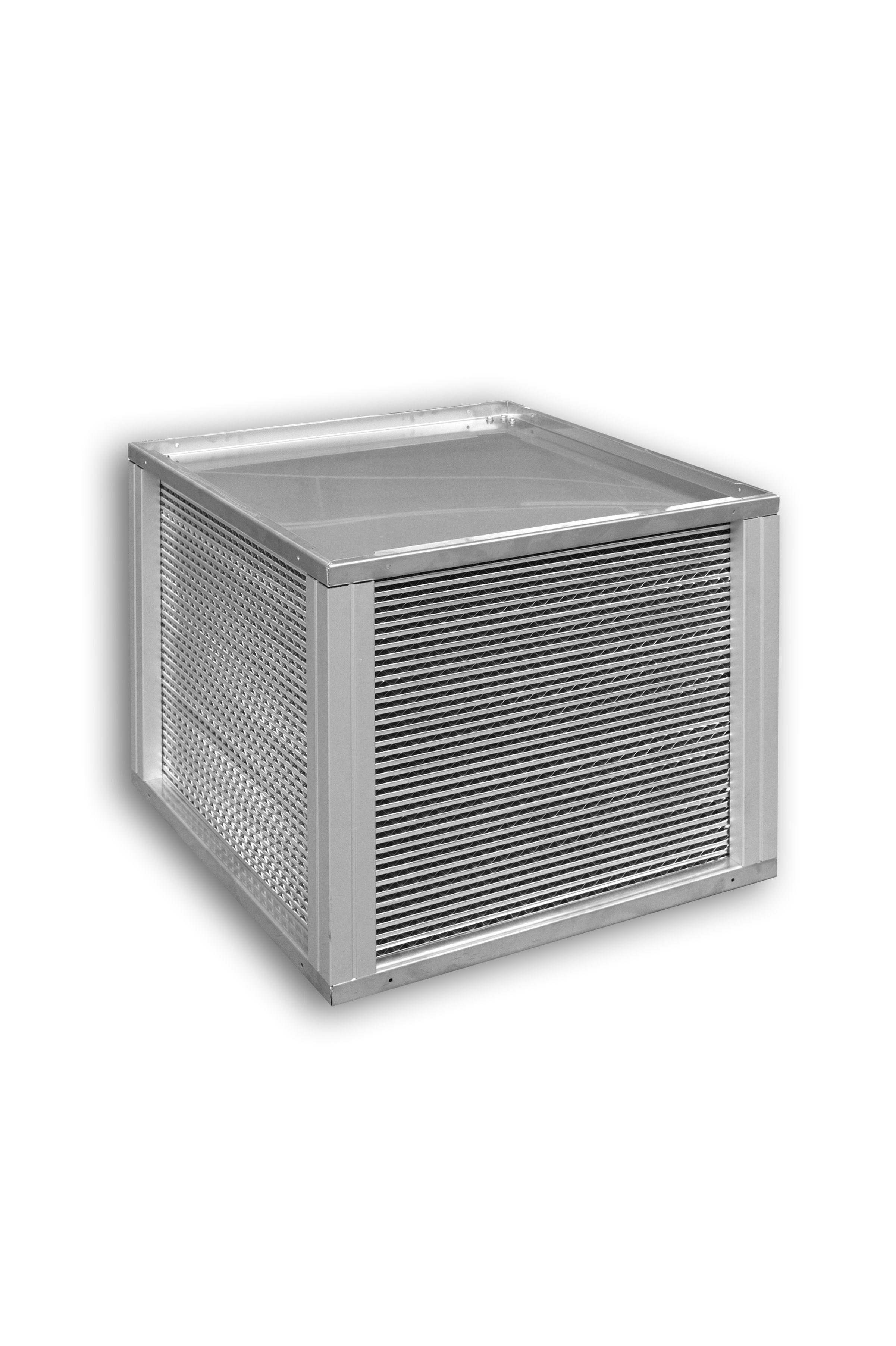 ERI Corporation S.r.L Cross-flow Plate Heat Exchanger | Cross-flow ...