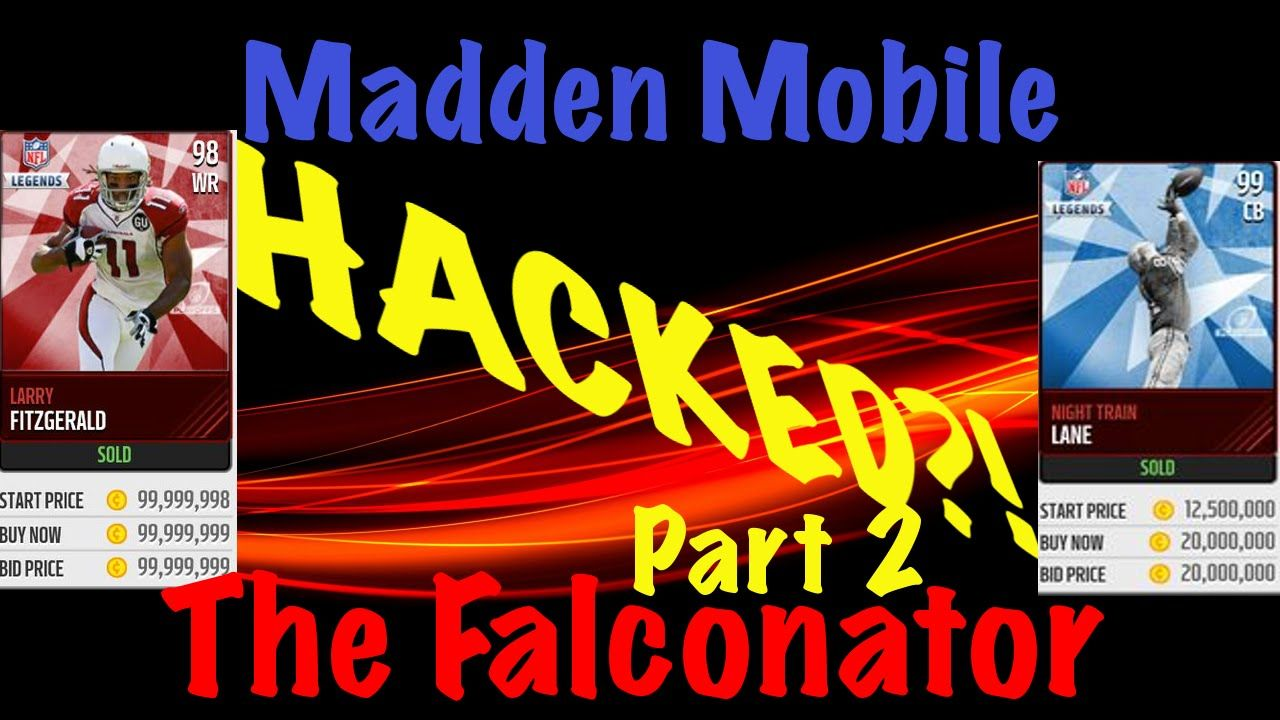 madden nfl mobile hack add unlimited coins and cash 1 minute no