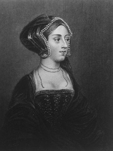 A Portrait of Anne Boleyn before Her Execution