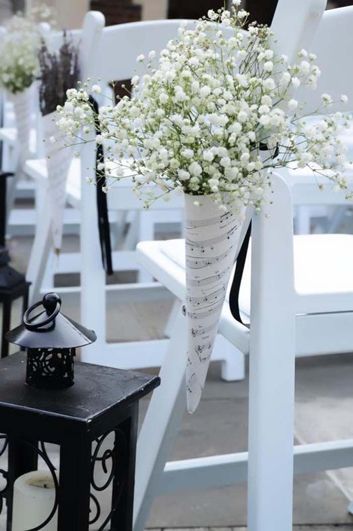 14 der süßesten Möglichkeiten, Ihren Hochzeitsgang zu gestalten   – Wedding