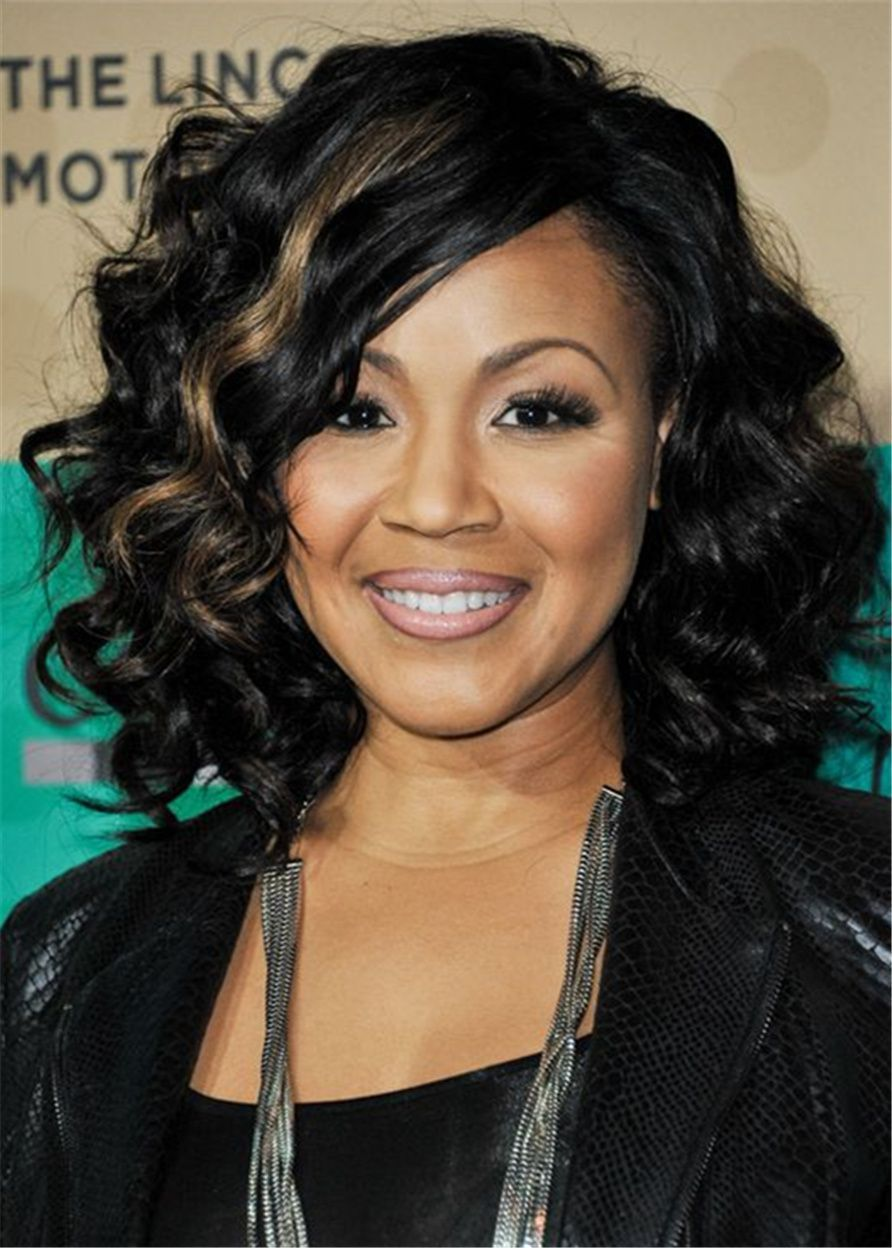 erica campbell hairstyle synthetic hair capless african
