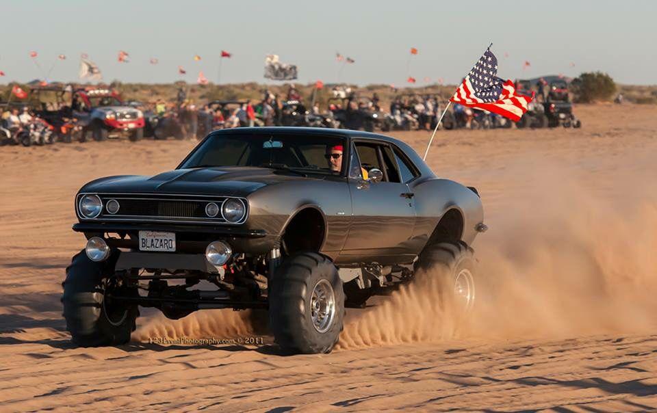 Chevy Camaro 4X4, nice straight body... | OFF-ROAD ...