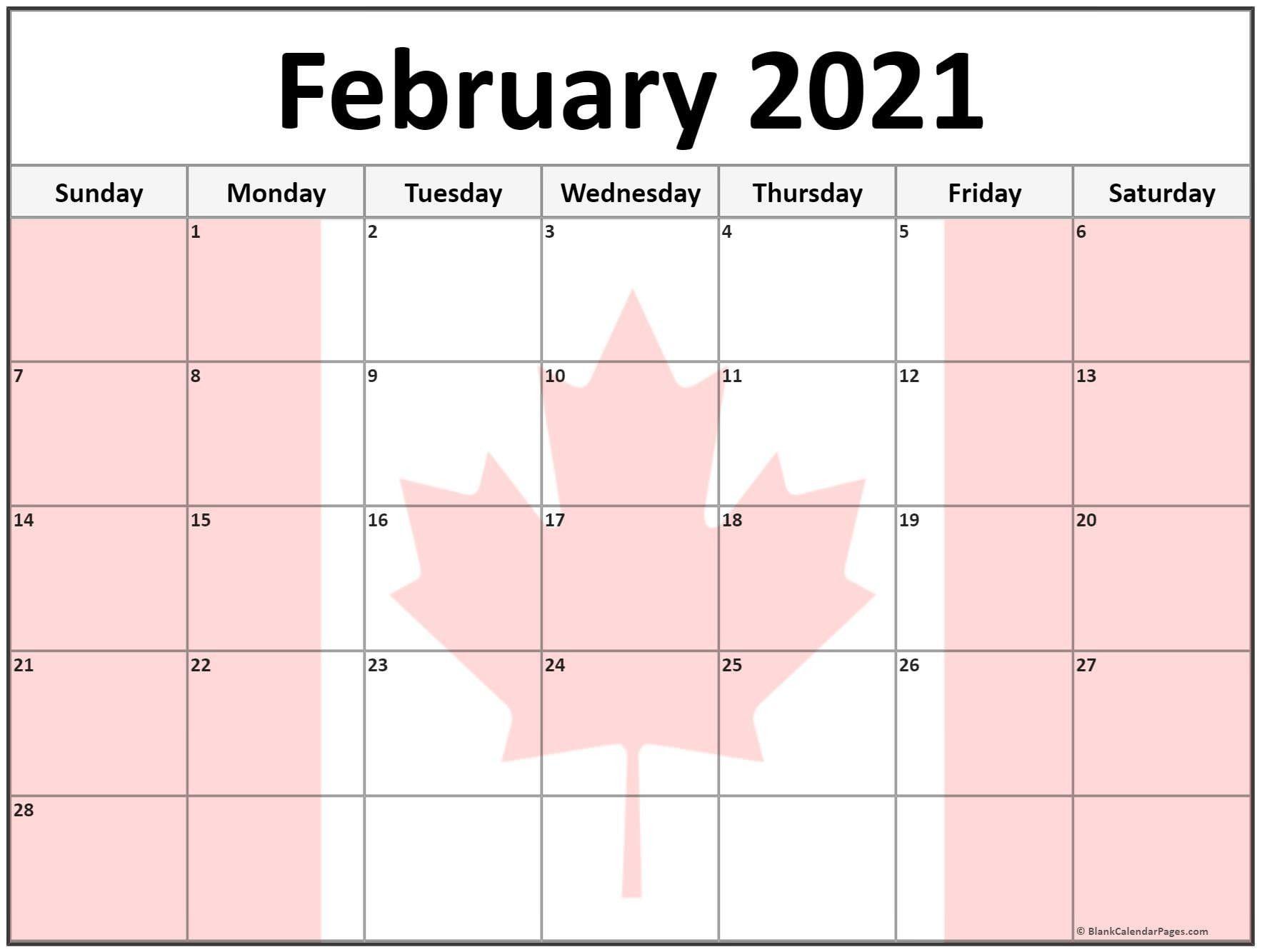 February March 2021 Calendar Australia Flag in 2020 ...