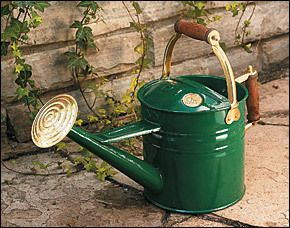 Haws Traditional Watering Can From Lee Valley